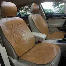 Upholstery Car Seat Buffalo Hide Car Seat Summer Leather Upholstery Leather Cushion