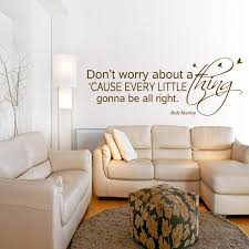 Living Room Quotes by Cozy Wall Decal Quotes In Living Rooms Wall Decal Quotes For