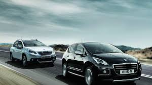 peugeot suv 2014 peugeot 2008 and 3008 crossway special editions revealed with