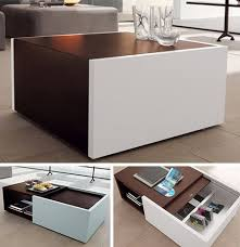 Coffee Table With Dvd Storage Cub8 Storage And House