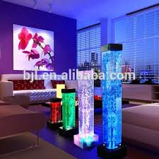 water centerpieces beautiful centerpieces square water changing colours