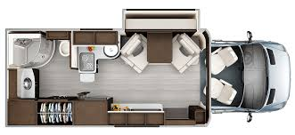 unity floorplans leisure travel vans