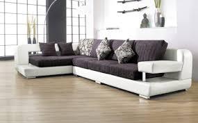 canapé d angle cuir et tissu relookez votre salon les canapés d angle twenga magazine