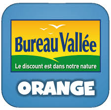 logo bureau vallee bureau vallée orange home