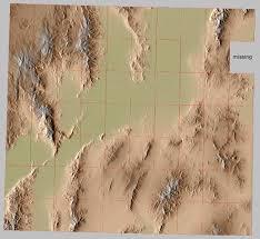 Black Rock Desert Map Black Rock City