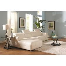 living room contemporary sectional sofa modern leather reclining