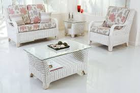 white wicker side table exterior nice outdoor furniture design with cape may wicker