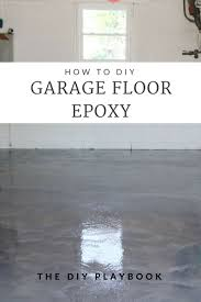 Rock Solid Garage Floor Reviews by Diy Rocksolid Garage Floor A Step By Step Tutorial To This Epoxy