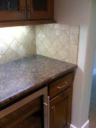 backsplash edge of cabinet or countertop backsplash tips don t do this kitchen backsplash kitchens and