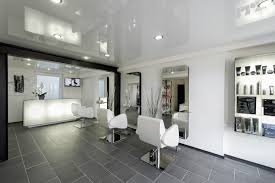 Home Salon Decor Interior Design For Hair Salons Home Design Great Cool With