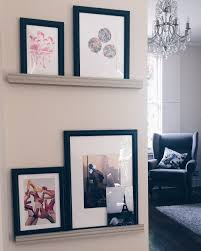 how to diy a cheap as chips picture ledge u2014 melanie lissack interiors