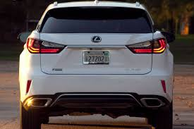 price of lexus suv in usa lexus rx can its legions of fans be wrong wsj