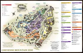Palm Springs Map Zoo Map Cmzoo