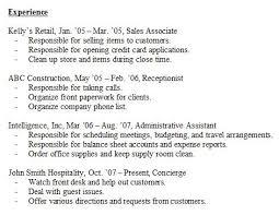 Download Work Experience Resume Haadyaooverbayresort Com by Download Resume Examples Work Experience Haadyaooverbayresort Com