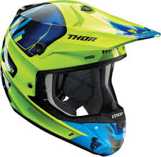 motocross helmet 2017 thor verge vorteches motocross helmet green navy super mx