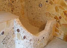 naturstein badezimmer naturstein mosaik malerei projekte