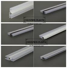 glass door seal waterproof door seals shower door water