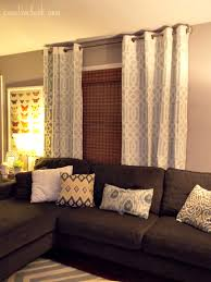 Curtain Colors Inspiration Sweet Inspiration Curtains For Living Room With Brown Furniture