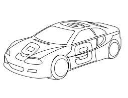 coloring pages car color police car coloring pages print