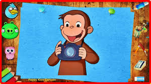 curious george monkey george magic pencil coloring book coloring