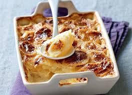 cuisine gratin dauphinois gratin dauphinois à la crème d ail