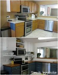 Cheap Kitchen Remodel Ideas Before And After Diy Kitchen Remodel On A Tight Budget Diy Kitchen Remodel