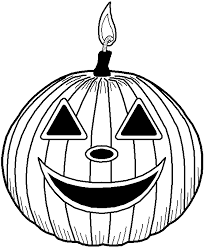 halloween coloring book pages jack lantern coloring pages