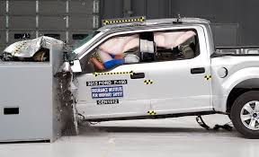 different types of ford f150 iihs 2015 ford f 150 crash tests reveal disparate results between