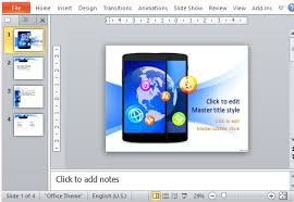 best free technology powerpoint templates