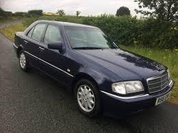 mercedes owners uk mercedes c200 elegance auto 80 000 fsh 2 owners w202 sold