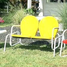 Antique Metal Patio Chairs Idea Metal Outdoor Furniture For Vintage Patio Furniture 51