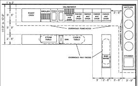 commercial kitchen layout ideas kitchen restaurant kitchen layout 26