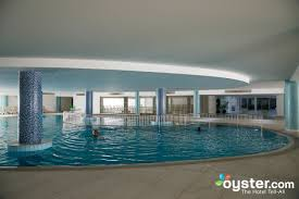 the indoor pool at the king evelthon beach hotel u0026 resort oyster com