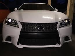 lexus gs 350 f sport for sale in miami k win u0027s ultra white gs 350 f sport build in progress clublexus