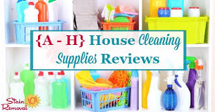 Upholstery Cleaning Products Reviews House Cleaning Supplies Reviews A H Products