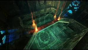 giant room concept art google search boss chamber concepts