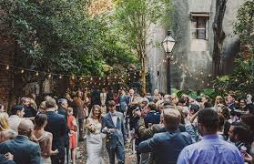 new orleans wedding historic pharmacy museum wedding will green wedding