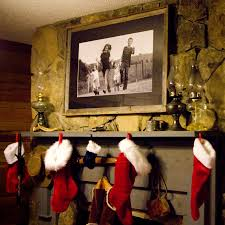 fireplace display where and how to display family portraits