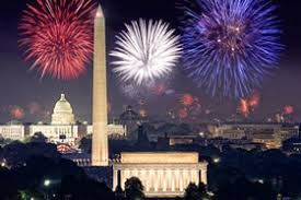 chagne bottle fireworks history of independence day a capitol fourth pbs