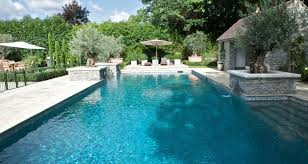 Outside Pool Outdoor Swimming Pool In French Swimming Pool Swimming Pool