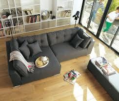 alinea canape d angle canapé d angle gauche coming alinea avec banc salons deco salon