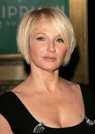 ellen barkin hair back view 20 short haircuts for women over 50 ellen barkin short bobs