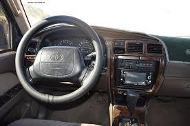 toyota 4runner interior 2017 1997 toyota 4runner sr5 review rnr automotive blog