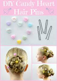 diy hair accessories for s day