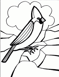 coloring pages of birds 2901 612 612 free printable coloring