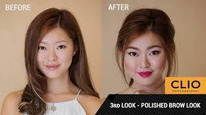 clio tattoo eyebrow pen perfect your korean brows with clio kill brow collection youtube