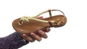 michael michael kors holly sandal sku 8669548 youtube