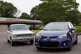 toyota old toyota corolla then and now photo gallery autoblog