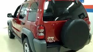 red jeep liberty 2005 2005 jeep liberty sport 4x4 w cruise control u0026 keyless entry at