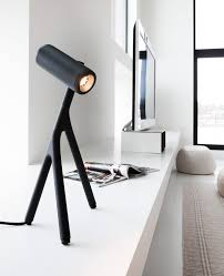 this desk lamp is inspired by stick insects contemporist